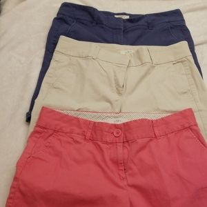 Loft shorts Bundle of (3)